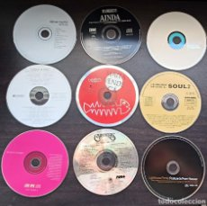 CDs de Música: LOTE17 CD'S SIN CAJA - MÚSICA CHIL OUT, ELECTRÓNICA, POP, CLÁSICA, SOUL, FLAMENCO. Lote 216504837