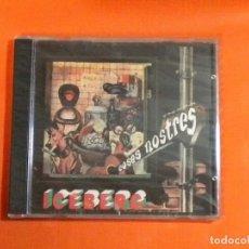 CDs de Música: ICEBERG CD (COSES NOSTRES) ***NUEVO PRECINTADO***. Lote 277758558