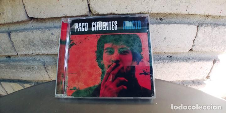 PACO CIFUENTES-CD ADICTO (Música - CD's Pop)