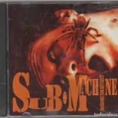 CDs de Música: SUB-MACHINE - HORROR UNDER STREET / CD ALBUM / MUY BUEN ESTADO RF-7364. Lote 216577507