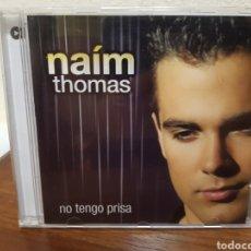 CDs de Música: CD NAIM TOMÁS NO TENGO PRISA. Lote 216593925