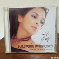 CDs de Música: CD NURIA FERGÓ BRISA DE ESPERANZA. Lote 216594465