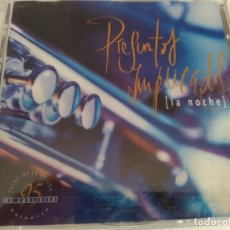 CDs de Música: PRESUNTOS IMPLICADOS LA NOCHE ENVIO CERTIFICADO INCLUIDO. Lote 216626760