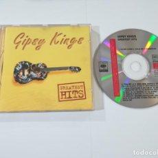CD de Música: GIPSY KINGS - GREATEST HITS. Lote 216634701