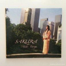 CDs de Música: AKIKO TSURUGA – SAKURA USA 2011. Lote 216646222
