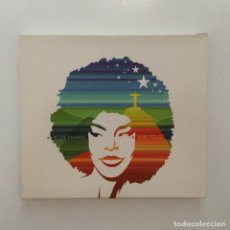 CDs de Música: ELZA SOARES – VIVO FELIZ BRASIL 2004. Lote 216646898