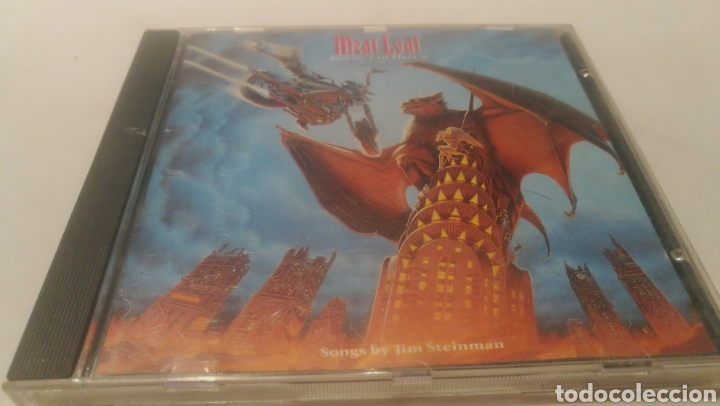 MEAT LOAF - BAT OUT OF HELL 2 (Música - CD's Rock)