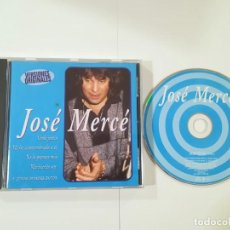 CD de Música: JOSE MERCÉ - VERDE JUNCO Y OTROS EXITOS. Lote 216738405