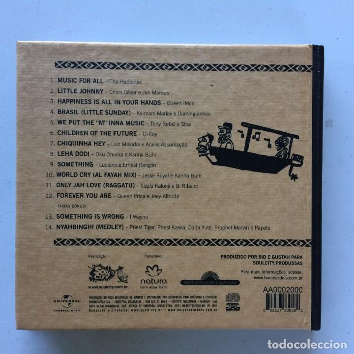 CDs de Música: Bid – Bambas Dois - Brasil Jamaica Brasil 2011 - Foto 2 - 216750746
