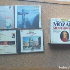CDs de Música: LOTE DE DISCOS COMPACTOS DE MOZART. CD. Lote 216757383