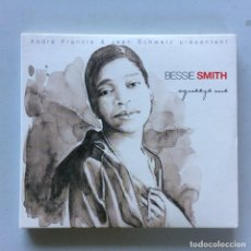CDs de Música: BESSIE SMITH – SQUEEZE ME 2CDS FRANCE 2008. Lote 216760171