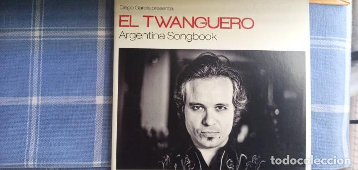 EL TWANGUERO. ARGENTINA SONGBOOK (2013) (Música - CD's Latina)