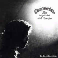 CDs de Música: LA LEYENDA DEL TIEMPO. CAMARÓN DE LA ISLA. (CD 1997). Lote 216805360