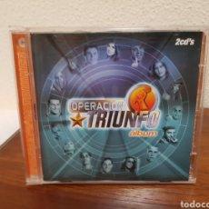 CDs de Música: CD OPERACIÓN TRIUNFO ÁLBUM 2CDS. Lote 216821727