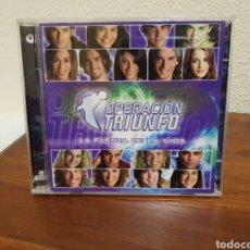 CDs de Música: CD OPERACIÓN TRIUNFO LA FUERZA DE LA VIDA 2CDS. Lote 216822161