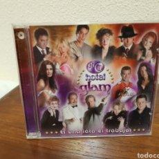 CDs de Música: CD HOTEL GLAM ES UNA LATA EL TRABAJAR. Lote 216822778