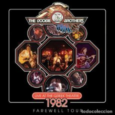 CDs de Música: THE DOOBIE BROTHERS ?– LIVE AT THE GREEK THEATRE 1982 FAREWELL TOUR - CD. Lote 216850238