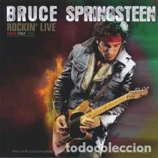 CDs de Música: BRUCE SPRINGSTEEN – ROCKIN' LIVE FROM ITALY 1983 LIVE RADIO BROADCAST - CD. Lote 216857385