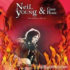 CDs de Música: NEIL YOUNG & CRAZY HORSE – BEST OF COW PALACE 1986 LIVE - CD. Lote 216860167