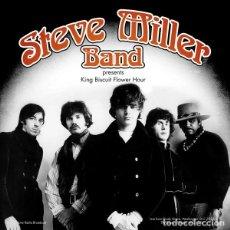 CDs de Música: STEVE MILLER BAND – BEST OF KING BISCUIT FLOWER HOUR PRESENTS - CD. Lote 216861766
