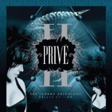 CDs de Música: PRIVE II* BOX 6CD * THE LOUNGE ANTHOLOGY DELUXE EDITION VOL.2 * LTD DIGIPACK * PRECINTADO!!. Lote 216885093