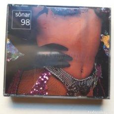 CDs de Música: SÒNAR 98. 4 CD'S. PRECINTADOS. Lote 216890695