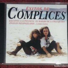 CDs de Música: COMPLICES (EXITOS DE COMPLICES) CD 2003. Lote 216901577