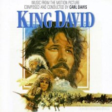 CDs de Musique: CARL DAVIS - KING DAVID - 2CDS. Lote 238486030