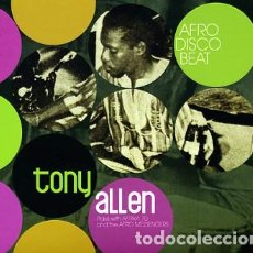 CDs de Música: TONY ALLEN - PLAYS WITH AFRIKA 70 AND THE AFRO MESSENGERS -2CDS. Lote 237273880