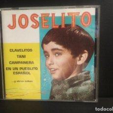 CDs de Música: JOSELITO. CLAVELITOS, TANI....BMG, 1992. CD ALBUMRCA BMG 1992 PEPETO. Lote 216935072