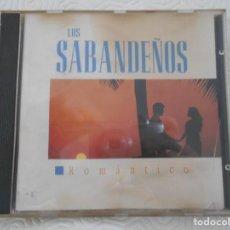 CDs de Música: LOS SABANDEÑOS. ROMANTICO. COMPACTO CON 18 TEMAS. Lote 216966631