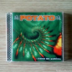 CDs de Música: POTATO -...COMO EN SUEÑOS, MALDITO RECORDS, 2003. SPAIN.. Lote 216996263