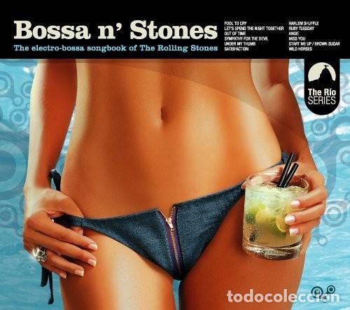 BOSSA N'STONES * CD * THE ELECTRO-BOSSA SONGBOOK OF THE ROLLING STONES * NUEVO (Música - CD's Otros Estilos)
