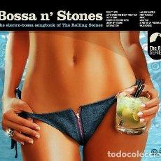 CDs de Música: BOSSA N'STONES * CD * THE ELECTRO-BOSSA SONGBOOK OF THE ROLLING STONES * NUEVO. Lote 217013973