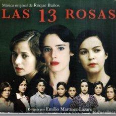 CDs de Música: LAS 13 ROSAS - ROQUE BAÑOS. Lote 217023485