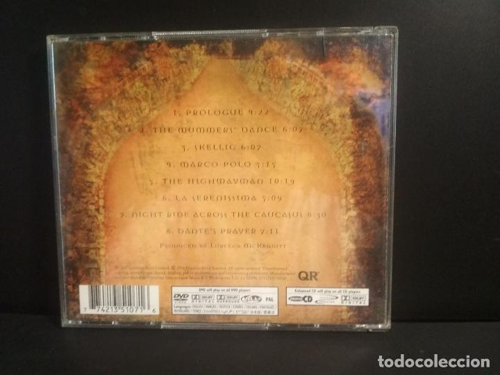 CDs de Música: Loreena McKennitt - The Book Of Secrets - CD DVD LIMITED EDITION 1997 PEPETO - Foto 2 - 217036296