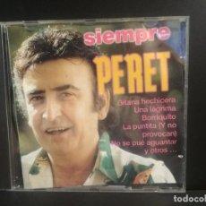 CDs de Música: SIEMPRE PERET CD 1999 PDI PEPETO. Lote 217110846