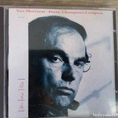 CDs de Música: VAN MORRISON: POETIC CHAMPIONS COMPOSE - CD. Lote 217168533