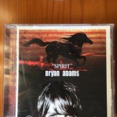 CDs de Música: BRYAN ADAMS-SPIRIT-2002-VERSION ASIA-RARA Y DIFICIL. Lote 217189261