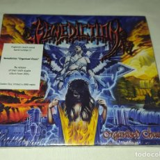CDs de Música: CD BENEDICTION - ORGANIZED CHAOS. Lote 217190080