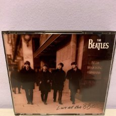 CDs de Música: THE BEATLES - LIVE AT THE BBC. Lote 217219022