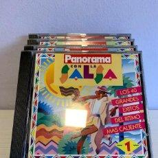 CDs de Música: PANORAMA CON LA SALSA. Lote 217223445