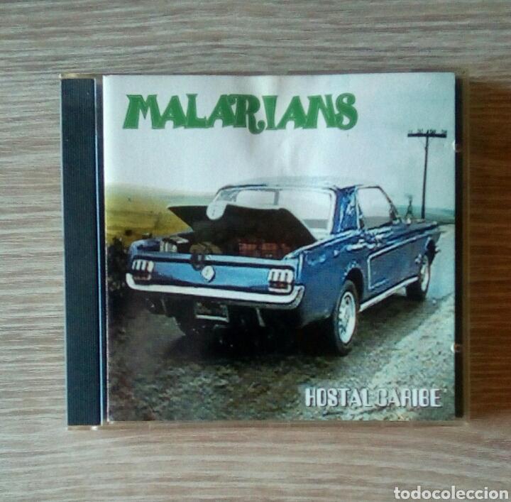 MALARIANS – HOSTAL CARIBE, SKA TOWN, 1998. SPAIN. (Música - CD's Reggae)