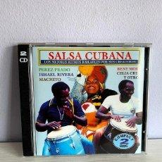 CDs de Música: VV. AA. - SALSA CUBANA. Lote 217264271