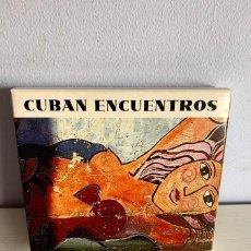 CDs de Música: CUBAN ENCUENTROS (CD BOX). Lote 217265830