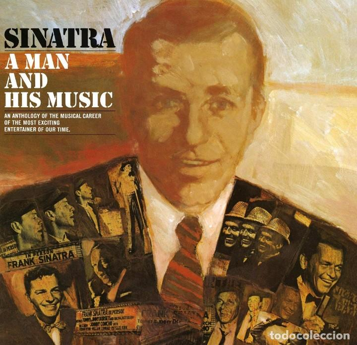 FRANK SINATRA - A MAN AND HIS MUSIC. DISC TWO (CD) (Música - CD's Melódica )