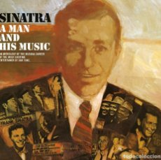 CDs de Música: FRANK SINATRA - A MAN AND HIS MUSIC. DISC TWO (CD). Lote 217281012