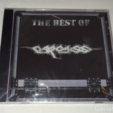 CDs de Música: CD CARCASS - THE BEST OF. Lote 217281093