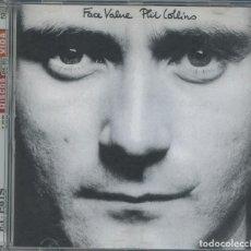 CDs de Música: PHIL COLLINS – FACE VALUE – CD. Lote 217285923
