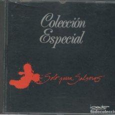CDs de Música: SOLO PARA SALSEROS – COLECCIÓN ESPECIAL – CD. Lote 217286318